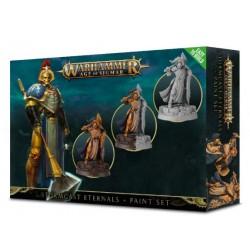 Stormcast Eternals & Paint Set Box Cover