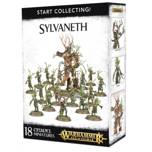 Start Collecting! Sylvaneth Box Cover
