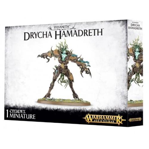 Sylvaneth Drycha Hamadreth Box Cover