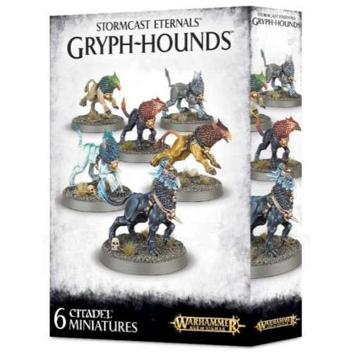 Stormcast Eternals Gryph-Hounds