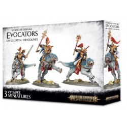 Stormcast Eternals Evocator Celestial Dracolines Box Cover