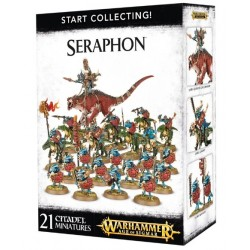 Start Collecting! Seraphon Box Cover