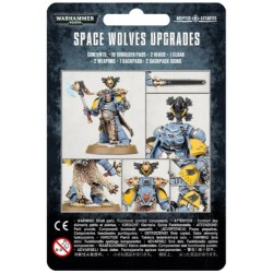 Space Wolves: Upgrade Pack Cover