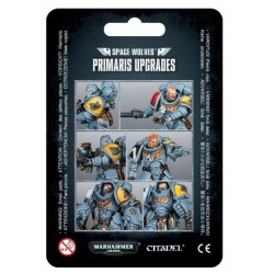 Space Wolves: Primaris Upgrades Cover