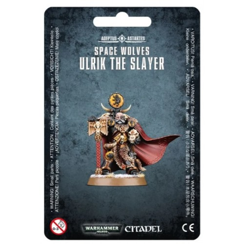 Space Wolves: Ulrik the Slayer Box Cover