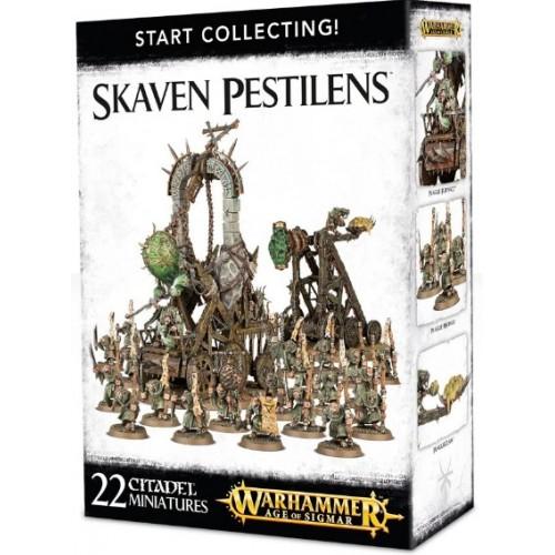 Start Collecting Skaven Pestilens Box Cover
