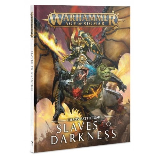 Battletome: Slaves to Darkness Cover