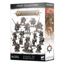Start Collecting! Slaves to Darkness Box Cover