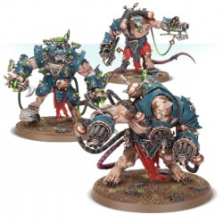 Skaven: Stormfiends painted by GW