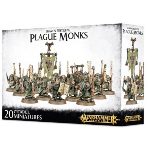 Skaven: Plague Monks Box Cover