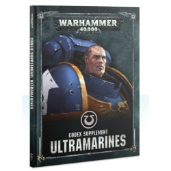 Codex Supplement: Ultramarines Cover