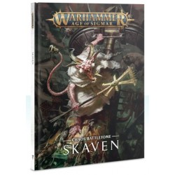 Skaven Battletome Cover
