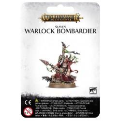 Skaven Warlock Bombardier Blister  Cover