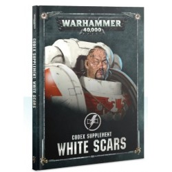Codex Supplement: White Scars Cover