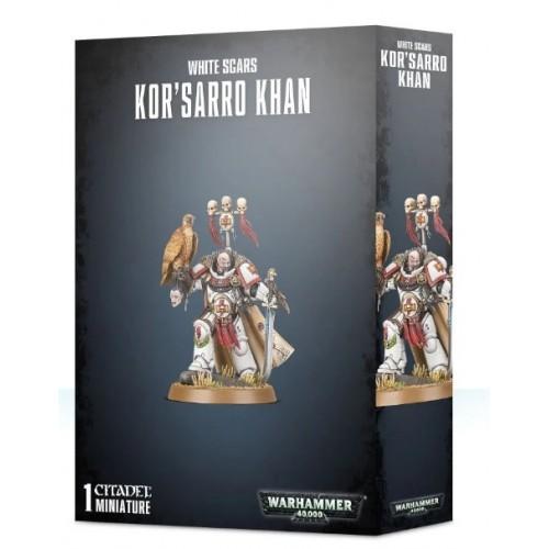 White Scars Kor'sarro Khan Box Cover