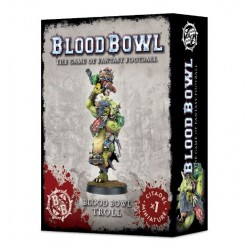 Blood Bowl: Troll Box Cover