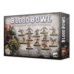 Blood Bowl: The Underworld Creepers Team Box Cover