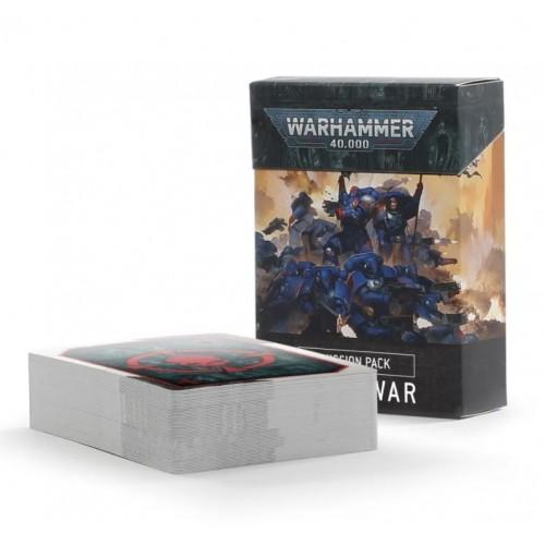 Warhammer 40000: Mission Pack - Open War Deck & Box from GW