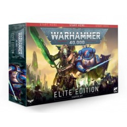 Warhammer 40,000: Elite Edition Box Cover