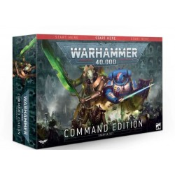 Warhammer 40,000: Command Edition Box Cover