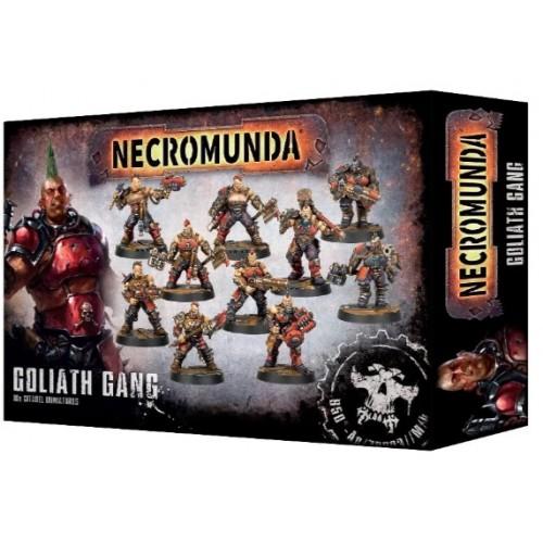 Necromunda: Goliath Gang Box Cover