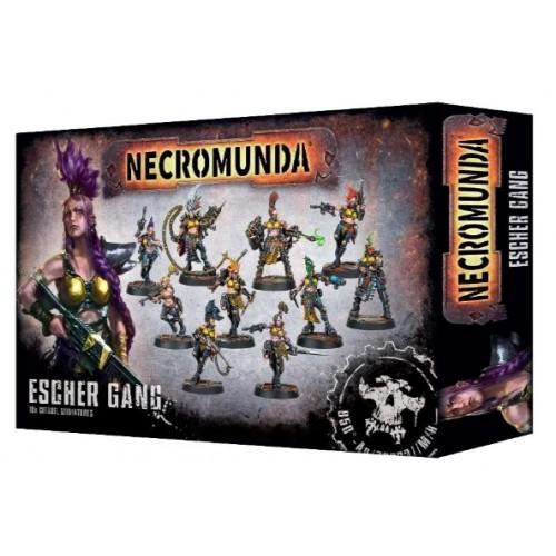 Necromunda: Escher Gang Box Cover