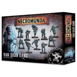 Necromunda: Van Saar Gang Box Cover