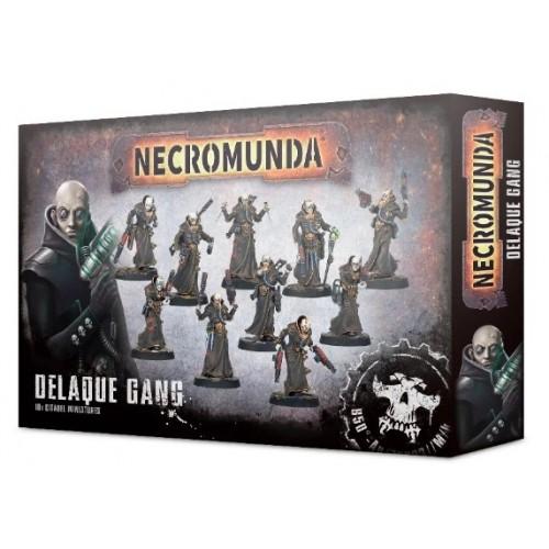 Necromunda: Delaque Gang Box Cover
