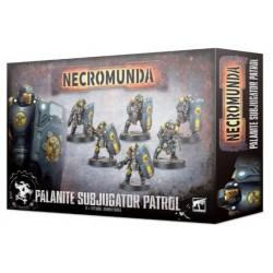 Necromunda: Palanite Subjugator Patrol Box Cover