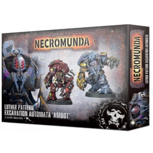 Necromunda: Ambot Automata Box Cover