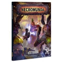 Necromunda: Rulebook Cover from GW