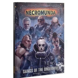 Necromunda: Gangs of the Underhive Cover from GW