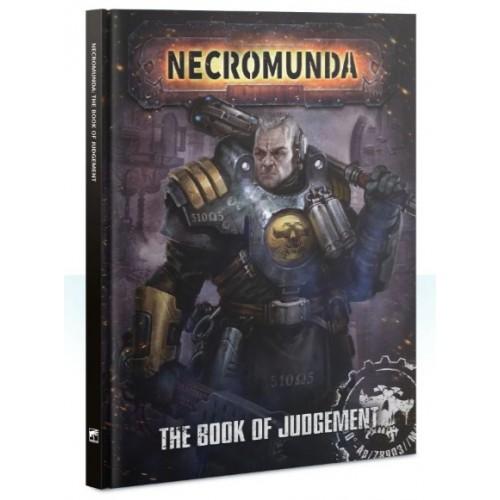 Necromunda: The Book of Judgement Book Cover