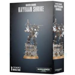 Raven Guard Kayvaan Shrike Box Cover