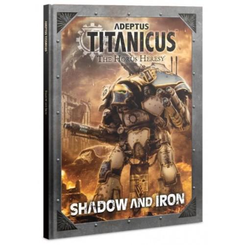 Adeptus Titanicus Shadow and Iron Cover