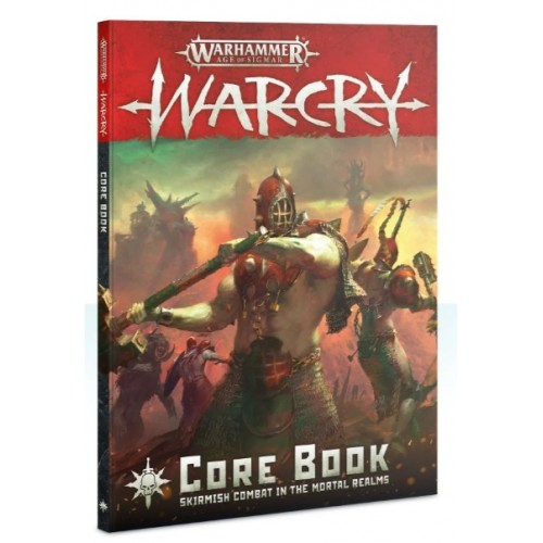 Warcry: Core Book Cover