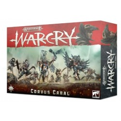 Warcry: Corvus Cabal Warband Box Cover