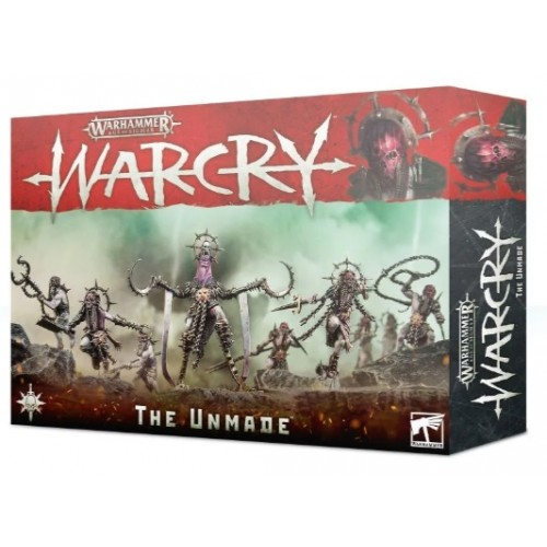 Warcry: The Unmade Warband Box Cover