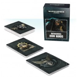 Iron Hands Datacards
