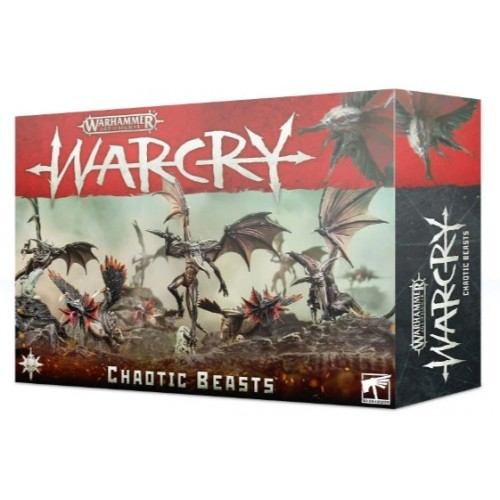 Warcry: Chaotic Beasts Box Cover