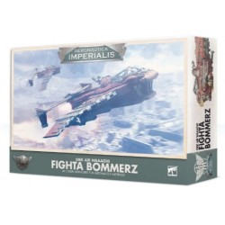 Ork Air Waaagh Fighta Bommers Box Cover