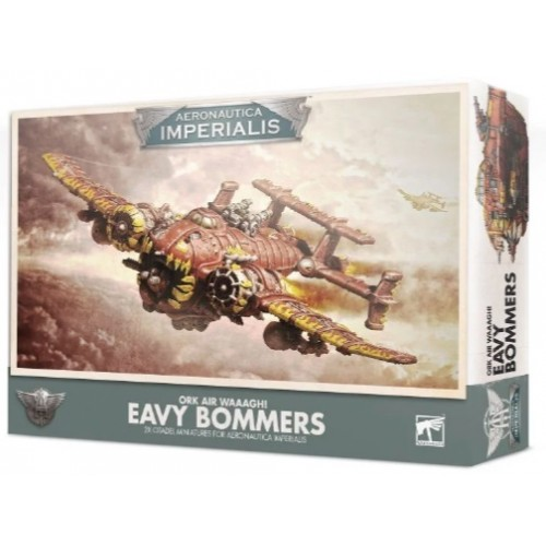 Ork Air Waaagh Eavy Bommer Box Cover