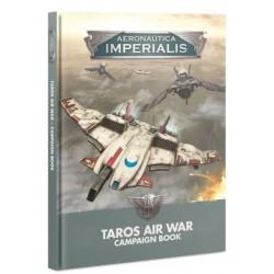 Aeronautica Imperialis Taros Air War Cover