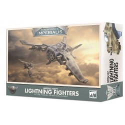 Imperial Navy Lightning Fighter Box Cover