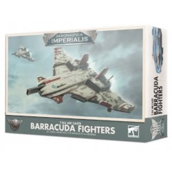 Aeronautica Imperialis: Tau Air Caste Barracuda Box Cover