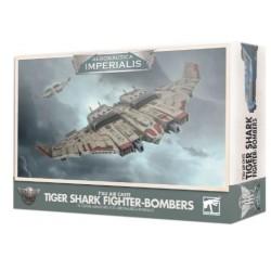 Aeronautica Imperialis: T'au Air Caste Tiger Shark Fighter-Bombers Box Cover