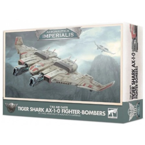 Tiger Shark AX 1-0 Fighter-Bombers Box Cover