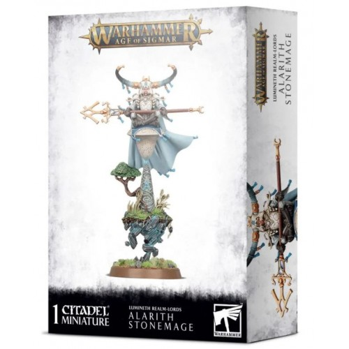 Lumineth Realm-Lords: Alarith Stonemage box from GW
