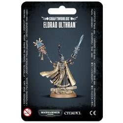 Craftworlds: Eldrad Ulthran Box Art from GW