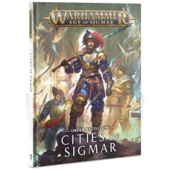 Battletome: Cities of Sigmar Cover Art from GW